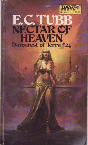 9780879976132: Nectar of Heaven (Dumarest of Terra, No 24)