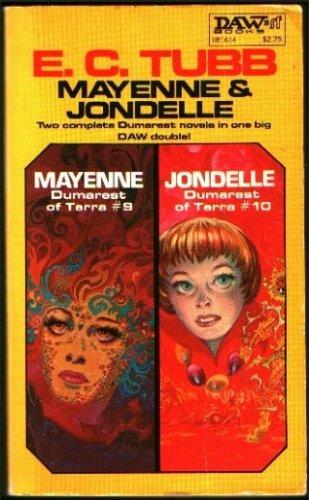 9780879976149: Mayenne & Jondelle (Dumarest of Terra #9 & 10)