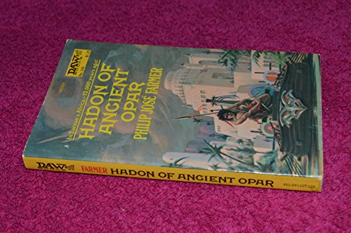 9780879976378: Hadon of Ancient Opar