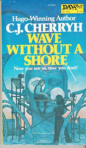 Wave without a Shore (0879976462) by Cherryh, C. J.