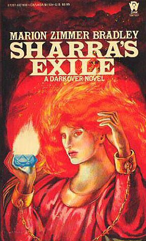 9780879976590: Sharra's Exile (Darkover: Against the Terrans: The Second Age)