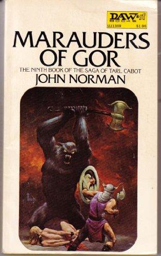Marauders of Gor (9780879976767) by John Norman