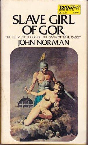 9780879976798: Slave Girl of Gor