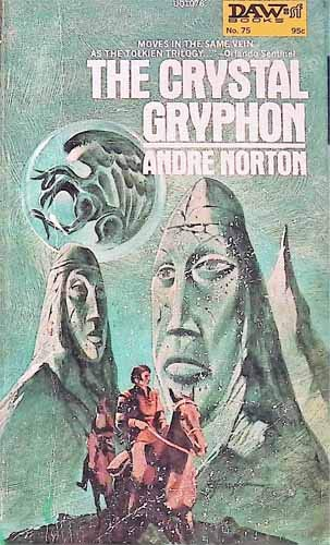9780879977016: The Crystal Gryphon (Science Fiction Series)