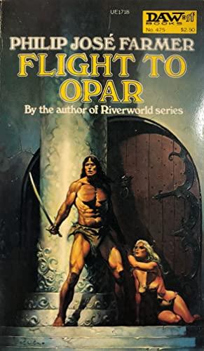 9780879977184: Flight to Opar (DAW SF Books)