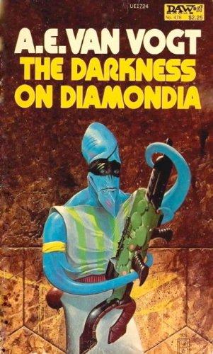 9780879977245: The Darkness on Diamondia