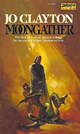 9780879977290: Moongather (book one of The Duel of Sorcery Trilogy)