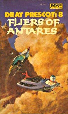 Fliers of Antares (Dray Prescot No. 8): Akers, Alan Burt