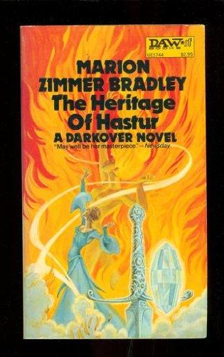 The Heritage of Hastur (Darkover): Marion Zimmer Bradley