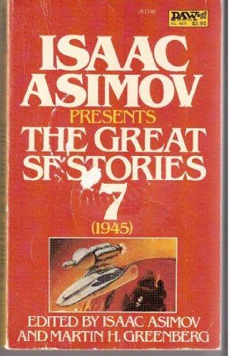 Isaac Asimov Presents The Great SF Stories: Asimov, Isaac &