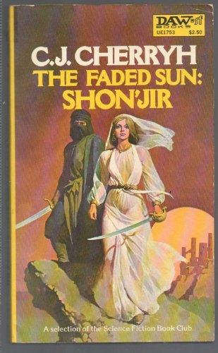 9780879977535: The Faded Sun: Shonjir (Alliance-Union Universe)