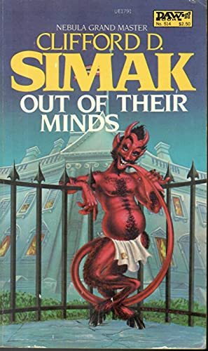 Out of Their Minds: Simak, Clifford D.
