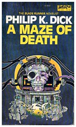 9780879978303: A Maze Of Death.