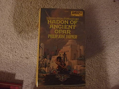 9780879978730: Hadon of Ancient Opar