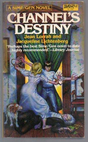 Channel's Destiny: Jean Lorrah, Jacqueline