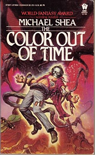 The Color Out of Time: Shea, Michael