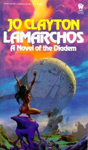 Lamarchos (Daw science fiction): Clayton, Jo