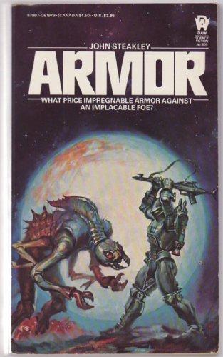 9780879979799: Steakley John : Armor (Daw science fiction)