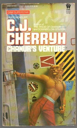 9780879979898: Chanur's Venture