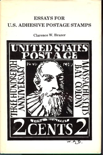 Essays for U.S. adhesive postage stamps: Clarence W Brazer