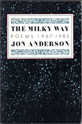 9780880010078: The Milky Way: Poems 1967-1982 (American Poetry Series)