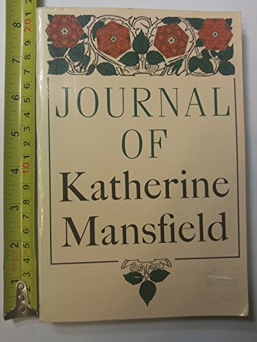 9780880010238: Journal of Katherine Mansfield