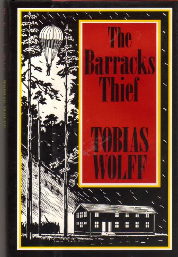 The Barracks Thief (First Edition, inscribed to fellow author Chris Offutt)