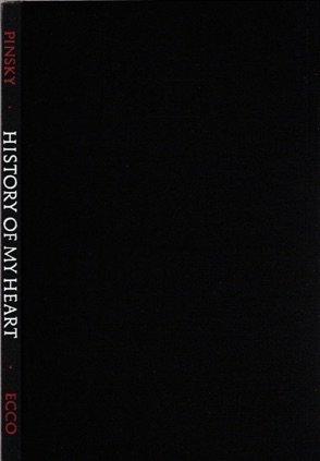 History of My Heart: Pinsky, Robert