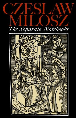 9780880011167: The Separate Notebooks