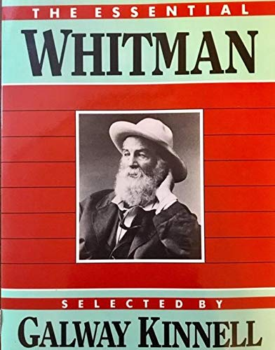 9780880011372: The Essential Whitman (Essential Poets)