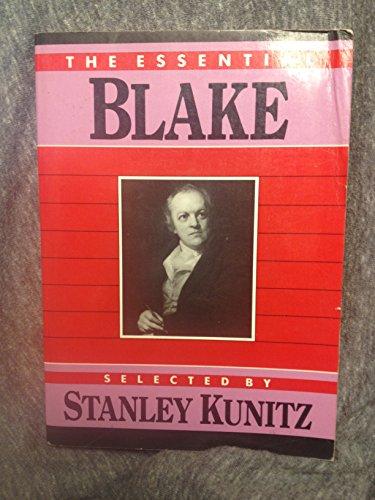 9780880011396: The Essential Blake (Essential Poets Series)