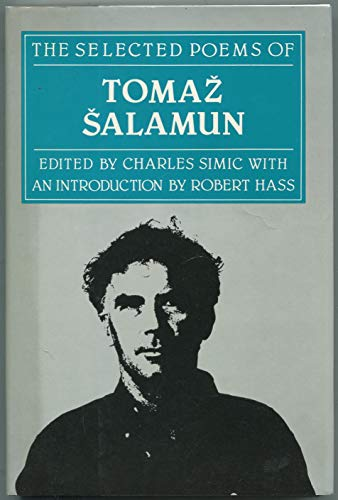 The Selected Poems of Tomaz Salamun