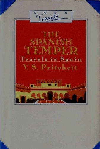 9780880011822: Spanish Temper: Travels in Spain (Ecco travels)