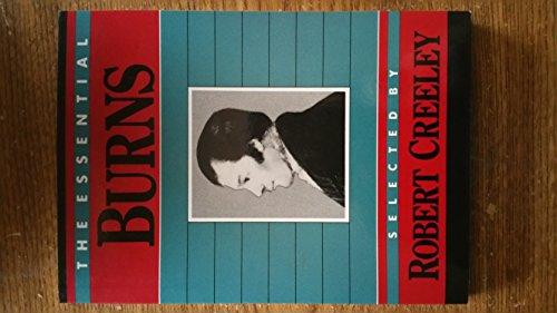 Essential Burns (Essential Poets): Robert Burns, Robert