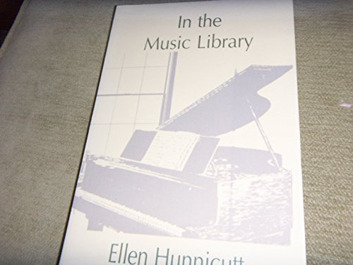 In the Music Library; signed by the author