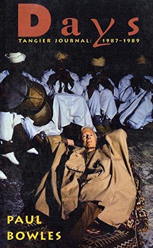9780880012829: Days: Tangier Journal : 1987-1989