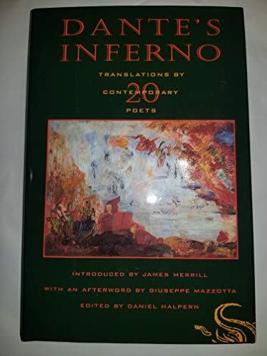 9780880012911: Dante's Inferno: Translations by 20 Contemporary Poets