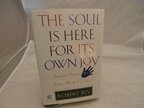 9780880013550: Soul is Here for it'S Own Joy