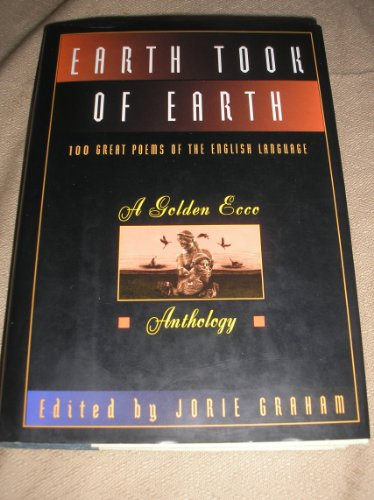 9780880014328: Earth Took of Earth: A Golden Ecco Anthology