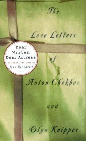 9780880015509: Dear Writer, Dear Actress: The Love Letters of Anto Chekhov and Olga Knipper