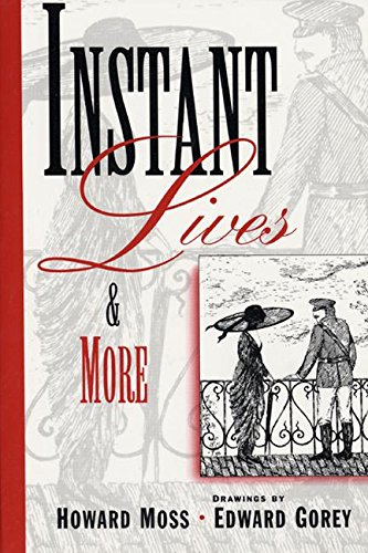 Instant Lives And More: Moss, Howard