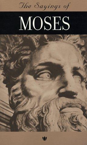The Saying Of Moses (The Sayings of) (9780880016377) by Dan Cohn Sherbok