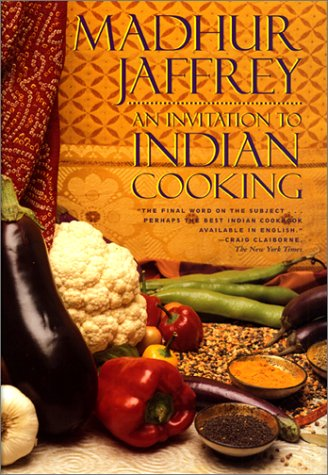 9780880016643: Invitation to Indian Cooking