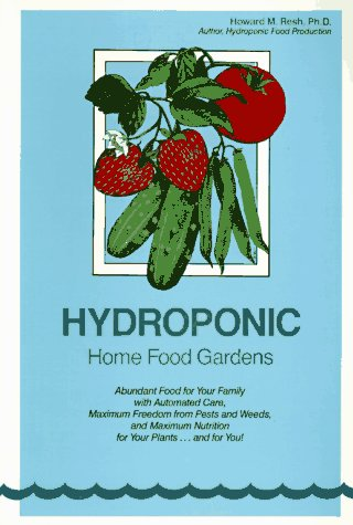 9780880071789: Hydroponic Home Food Gardens