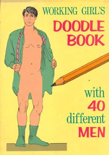 9780880090513: Working Girl's Doodle Book with 40 Different Men