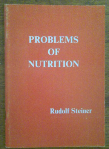 9780880100304: Problems of Nutrition