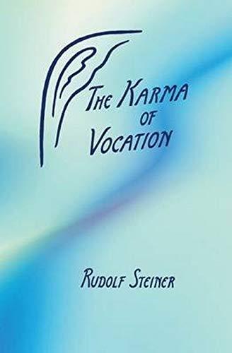 9780880100861: The Karma of Vocation