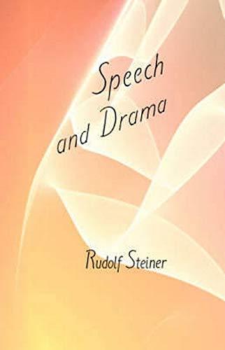 9780880101424: Speech and Drama