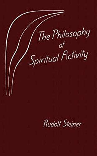 9780880101561: The Philosophy of Spiritual Activity