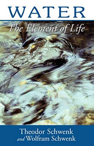 9780880102773: Water, the Element of Life